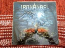 Iron Angel - Winds of War - Importado - LP - Impecável