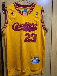 Camisa Lebron James #23 Cleverland Cavaliers Retrô Hardwood Classics