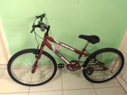 Bicicleta aro 24 simples