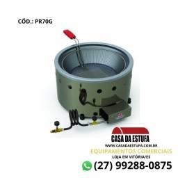 Tacho 7 Litros de Fritura a Gás Progás - PR70G