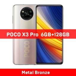 Xiaomi Poco X3 Pro Bronze 6/128GB - Parcelamos!