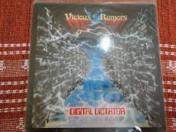 Vicious Rumors - Digital Dictator - LP - Importado - Impecável