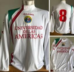 Camisa Audax Italiano - Chile de jogo  G 70x50