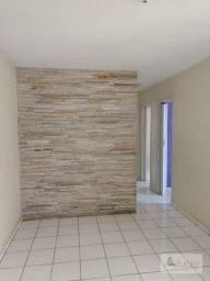 Apartamento com 2 dormitórios à venda, 50 m² por R$ 180.000,00 - Parque Bandeirantes I (No