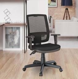 Título do anúncio: Cadeira Presidente Brizza - 5 anos de garantia