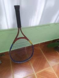 Raquete De Tênis Infantil Usada em Ótimo Estado