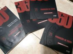 Livro FTD 360° Produção de Texto