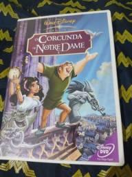 DVD O corcunda de Notre Dame - com encarte