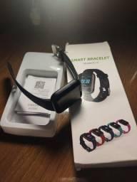 Relógio Smart - Praticamente novo