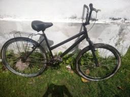 Título do anúncio: Bicicleta semi nova pra hj