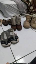 Doação de sapatos 34