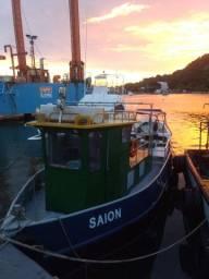 Barco de Apoio Marítimo/Mergulho - 13 metros - Doc Ok CPES.