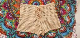Título do anúncio: Short Croche Verão