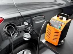 maquina geradora de fumaca smoke injector para deteccao de vazamentos  raven 109100
