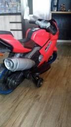 Moto infantil  até 40 kg