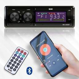 Título do anúncio: Rádio Automotivo Bluetooth Bak