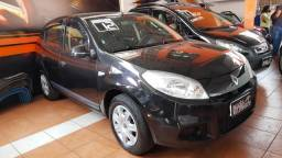 Título do anúncio: Renault Sandero Expression 1.6 flex 2012 Completo
