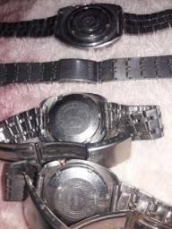 Pulseiras de relógios antigos