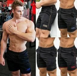 Short esportivo masculino tamanho 38 até 41
