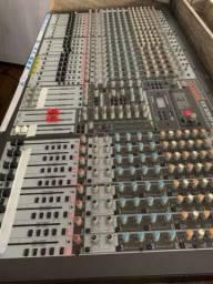 Mesa 32 canais Selenium Soundcraft SX 3204FX