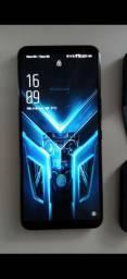 Rog phone 3 com snapdragon 865 plus com mais de 3ghz de processamento e tela de 144hz