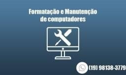 Formatação e Instalação de Programas Remotamente