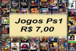 Jogos playstation one ps1