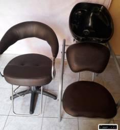 Kit salão de cabeleireiro