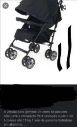 Carrinho de bebê(passeio)