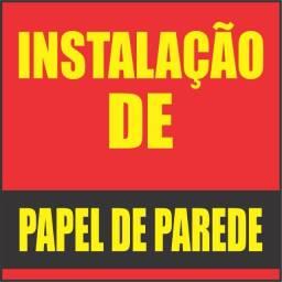 Título do anúncio: Instalação e Aplicação de Papel de parede em Cuiabá e Varzea Grande