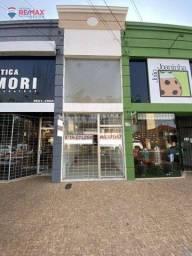 Título do anúncio: Loja para alugar, 56 m² por R$ 2.200,00/mês - Centro - Araçatuba/SP