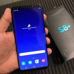 Samsung S8 Plus novinho