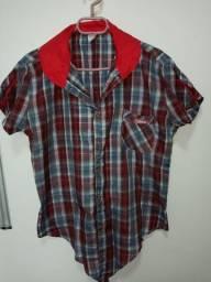 Camisa Xadrez (G)