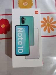 Xiaomi Redmi Note 10 4GB 64GB na caixa!