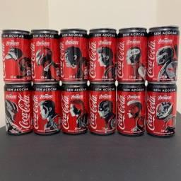 Título do anúncio: Coleção Coca-Cola Vingadores (edição limitada)