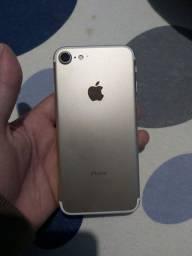 Título do anúncio: IPhone 7 128gb para vender logo R$ 1.000