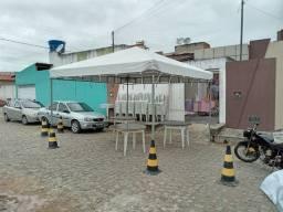 Aluguel  tendas mesas e cadeiras
