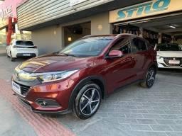 Honda HR-V EX 1.8 Automático CVT Flex 2019/2019 Vermelho Cód. 9129