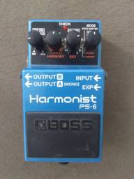 Pedal Harmonist PS-6 da BOSS