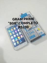 """GRAM PRIME """"8GB"""" C/ TV DIGITAL. VD/TRC. LEIA O ANUNCIO"""