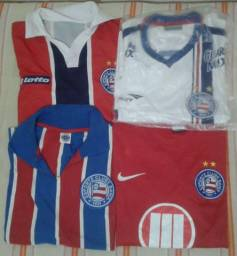 Camisas do Bahia