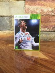 FIFA 2018 Original Xbox 360