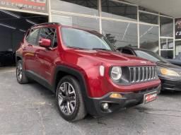 Título do anúncio: Jeep Renegade 2019 Longitude 1.8 Flex Automática 36.000 Km Nova