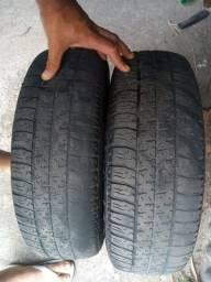 Título do anúncio: Vendo pneus 175/70/13
