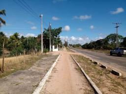 terreno na avenida principal praia abais
