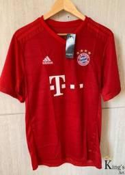 Camiseta- Bayern Munchen