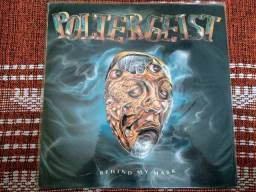 Poltergeist - Behind My Mask - LP - Importado - Impecável