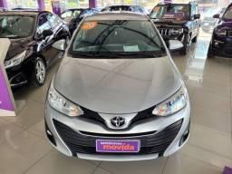 Título do anúncio: Toyota Yaris XL Sedan 1.5 Flex Autom. 2020 c/Ipva 2021 pago + Garantia