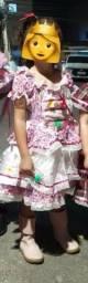 Vestido matuta de São João