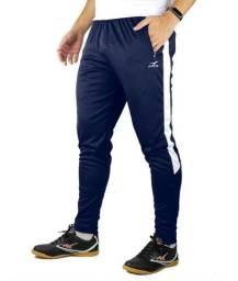 Título do anúncio:  Calça finta slim jogger azul